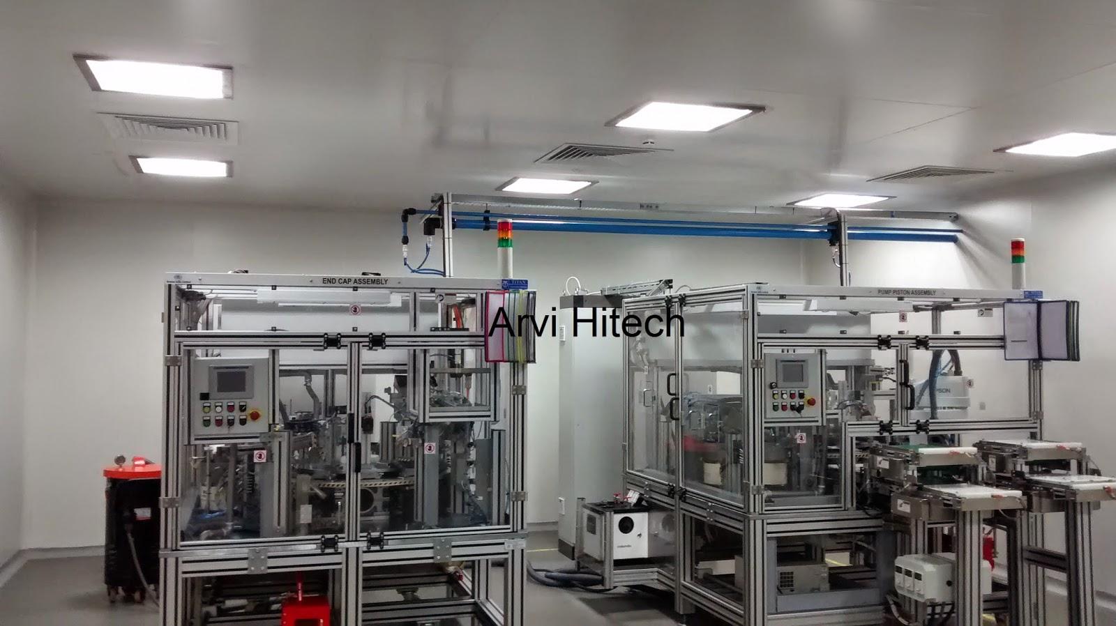 Arvihitech Compressed Air Piping Arvi Hitech