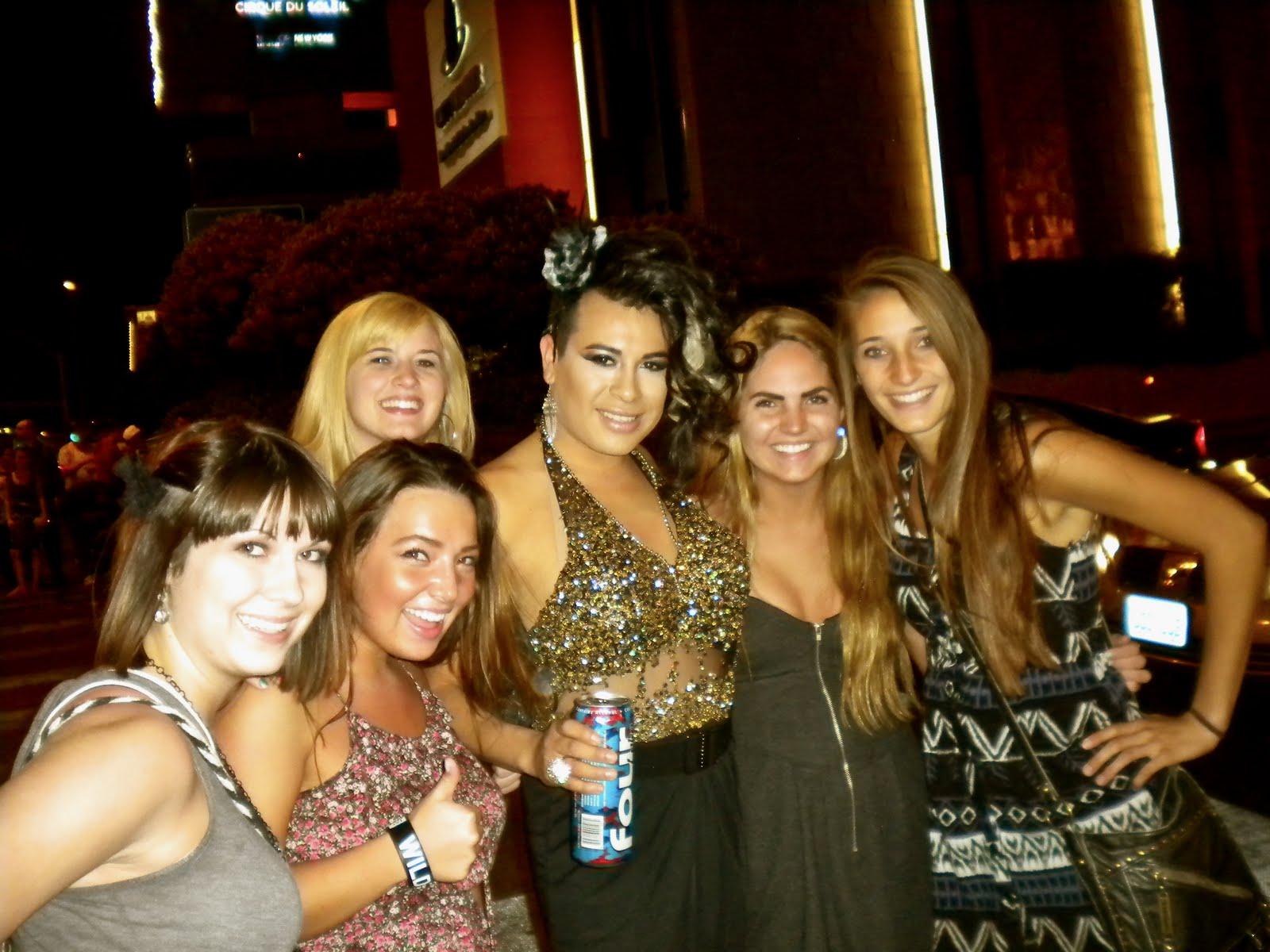 Tranny Club Las Vegas
