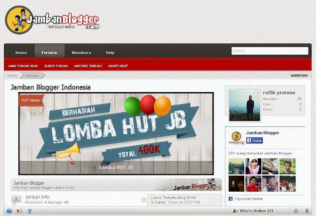 Komunitas Jamban Blogger