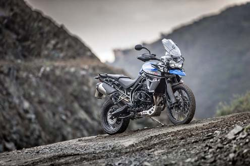 Triumph Tiger 800 XC Review and Price