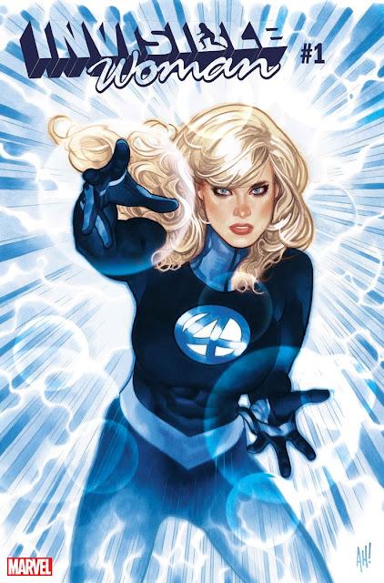 La Mujer Invisible de los Cuatro Fantásticos tendrá su propia serie limitada.