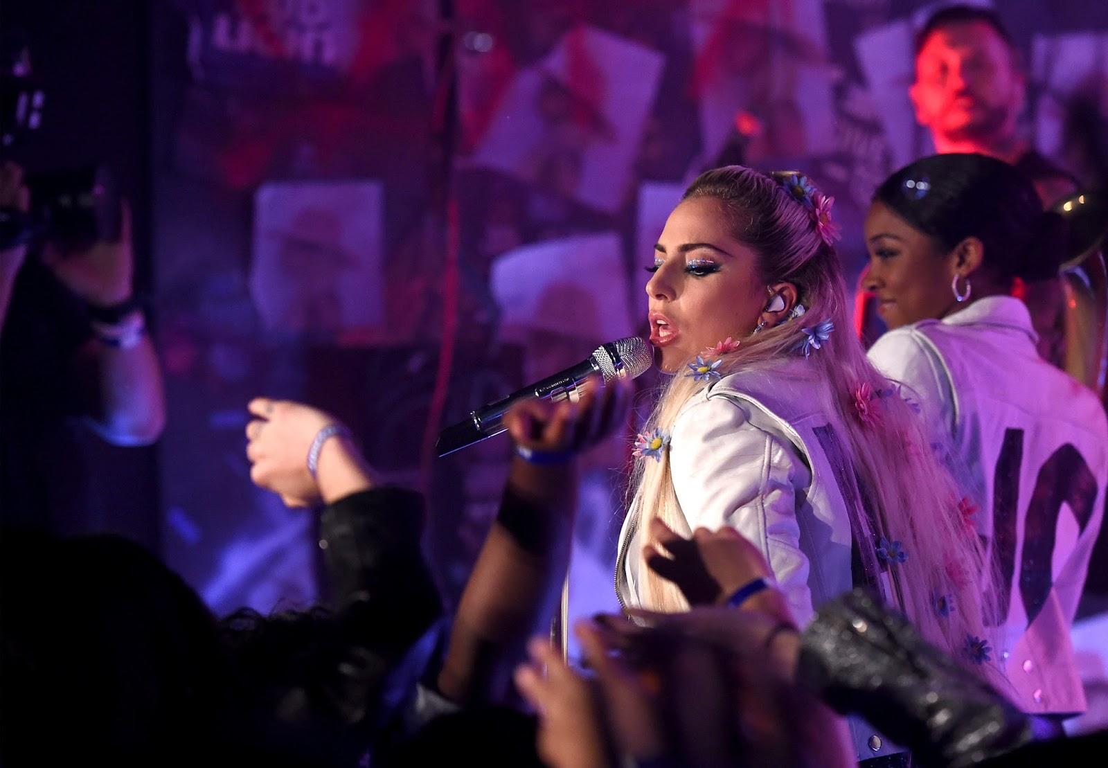 WATCH: Lady Gaga's Unseen Dive Bar Tour Performance