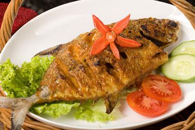 Berapa kalikah Idealnya Ibu Hamil makan Ikan ?
