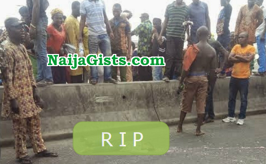 truck crushed boy benin city