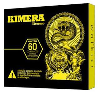 Queima de Gordura Corporal com Kimera 60 Comprimidos