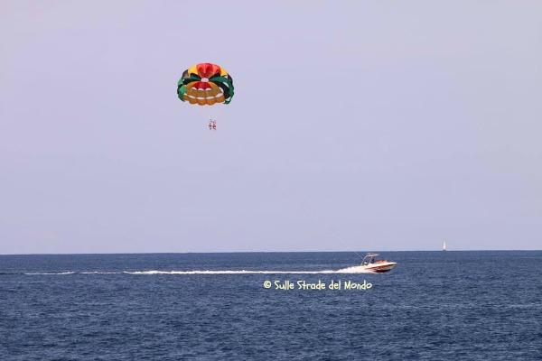 Vacanze attive a Gran Canaria Parasailing