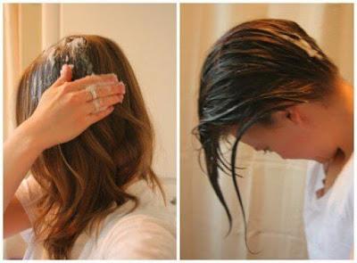 5 Façons d'utiliser l'huile de coco pour des beaux cheveux sains