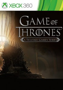 Game Of Thrones A Telltale Games Series (X-BOX 360) 2015