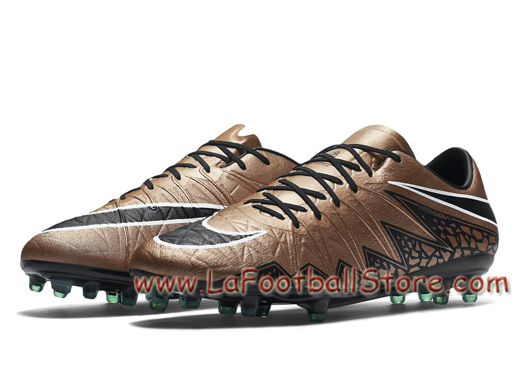 release date: c5e3f 531d3 Nike Hypervenom Phinish II FG Chaussure de football à crampons pour terrain  sec pour Homme Metallic Red Bronze 749901 903. Couleur Metallic Red Bronze Vert  ...