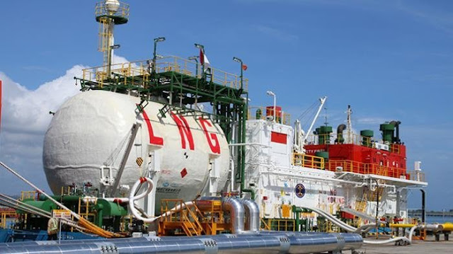 Impor LNG Dari Singapura Bukti Pemerintah Tidak Bisa Kelola Kekayaan Gas Indonesia