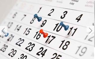 2018 terá mais 9 feriados que poderão ser prolongados; veja lista