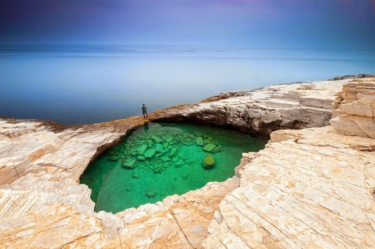 2. Giola, Thassos, Hellas - Top 10 Natural Pools