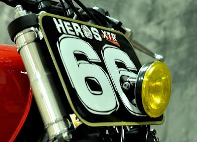 Harley Davidson Flat Tracker by XTR Pepo