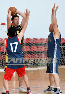 Liga Local de Baloncesto de Aranjuez