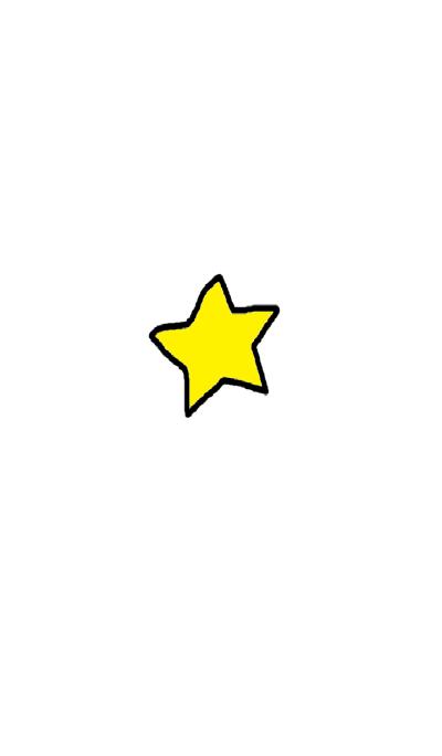 star theme(gray)