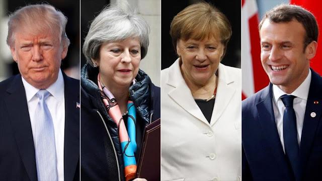 Aliados de Londres acusan a Rusia del ataque químico al exespía