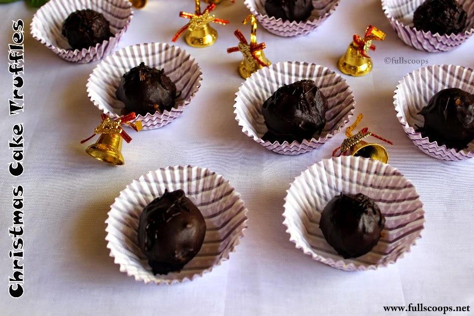 Christmas Truffles