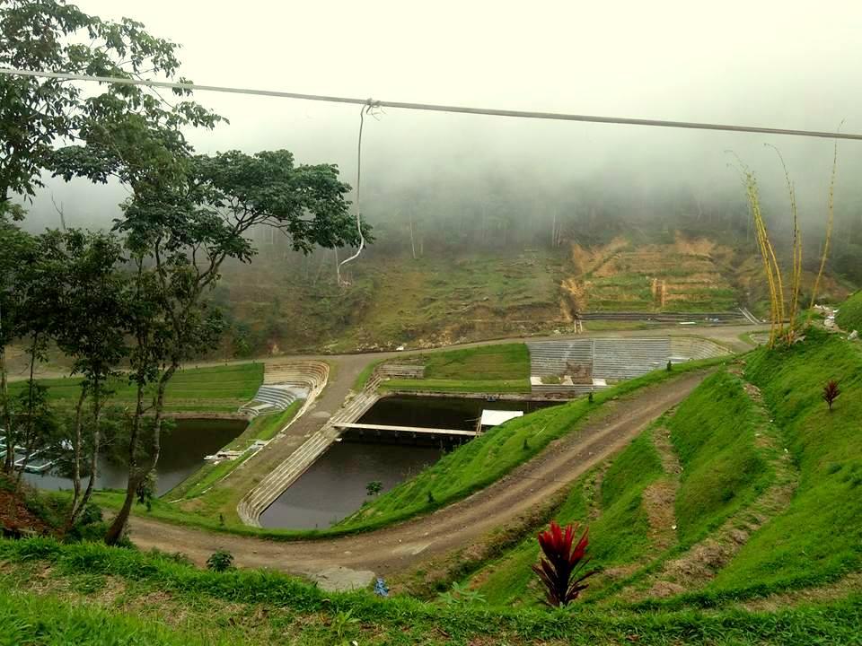Negeri Di Atas Awan Puncak Karomba Di Pinrang Dari Sulawesi