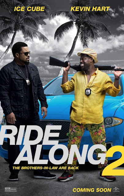 Ride Along 2 (2016) Movie Review