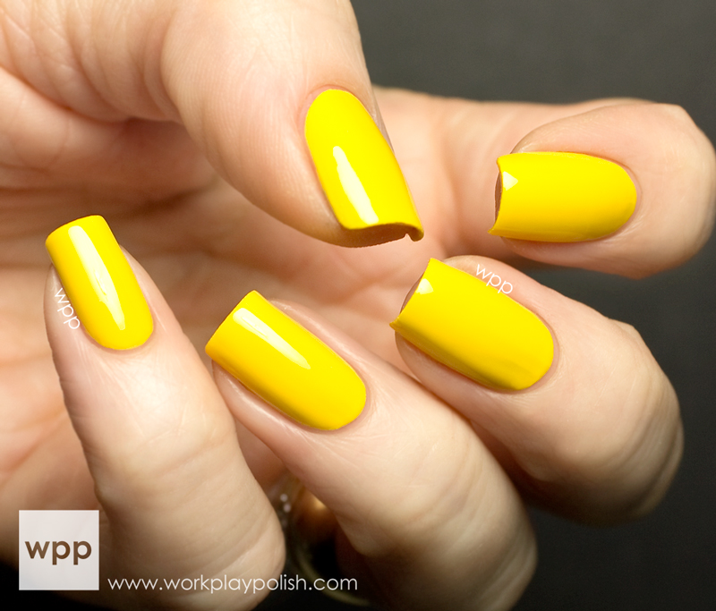 butter LONDON Pimms from the Colour Clash Collection (fall 2013)