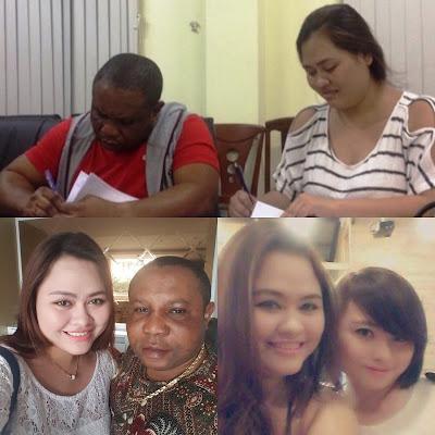 Micheal Ikechukwu Leonard and his group