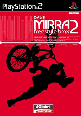 Dave Mirra Freestyle BMX 2 (PS2) 2001