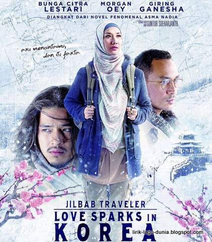 Bunga Citra Lestari - Jilbab Traveler: Love Sparks in Korea
