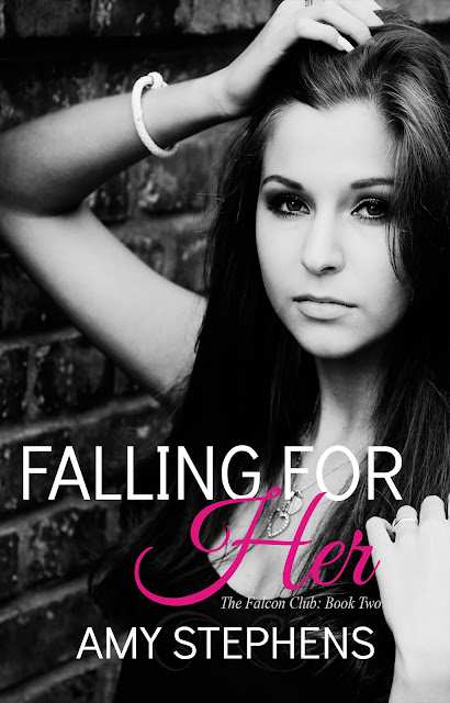 BLOG TOUR - Amy Stephens' FALLING FOR HER (The Falcon Club, #2)