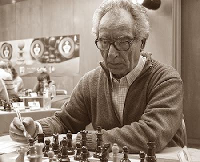 El ajedrecista portugués Júlio Santos