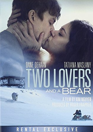 Two Lovers and a Bear [2016] [DVDR] [NTSC] [Subtitulado]