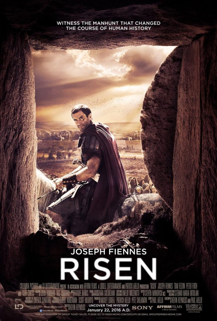 Risen (2016) กำเนิดใหม่แห่งศรัทธา [HD]