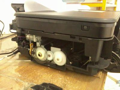 Saya mendapati permasalahan pada printer Seperti ini Cara Mengatasi Error P02 Pada Printer MP287