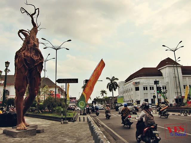 Yogyakarta City Java Indonesia
