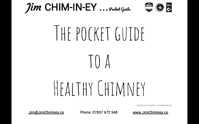 Pocket Guide to a Healthy Chimney page 1