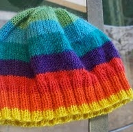 http://www.ravelry.com/patterns/library/bright-colors-baby-hat