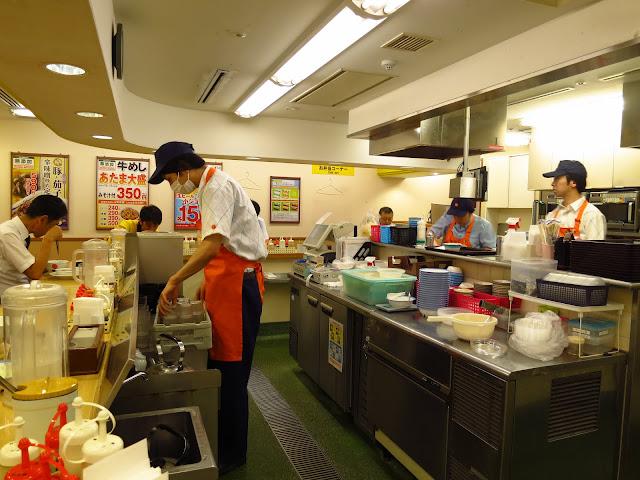 Best Tokyo Gyudon Beef Bowl; Mastsuya; restaurant; Tokyo Consult. TokyoConsult