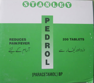 Pedrol tablet 500mg