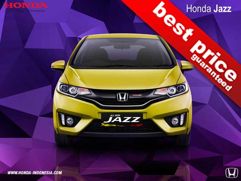 Daftar Harga Honda Jazz Bandung :