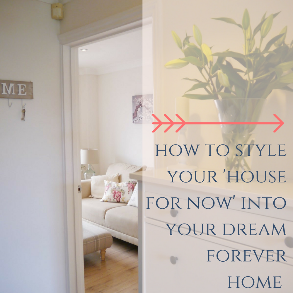 Dream Of Log Home Do Your Homework: How To Style Your 'house For Now' Into Your Dream Forever