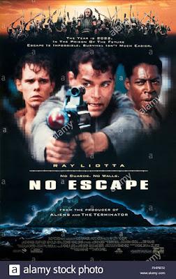 No Escape 1994 DVDR R1 NTSC Latino