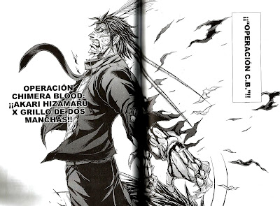 "Reseña de ""Terra Formars"" (テラフォーマーズ) Vol. 18 de Yuu Sasuga y Kenichi Tachibana [Ivrea]."