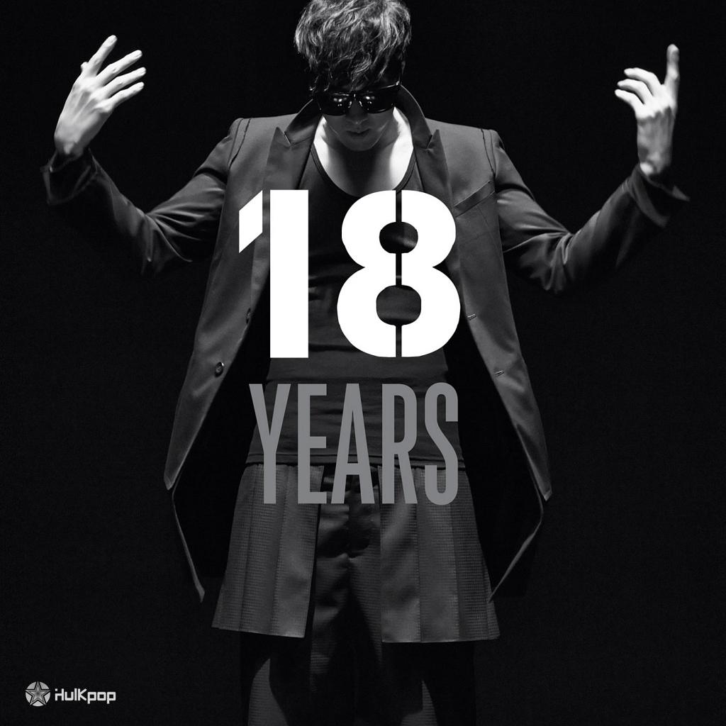 [EP] So Ji Sub – 18 Years