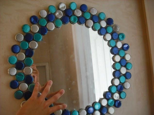 16 Practicas Ideas Para Reciclar Corcholatas Quiero Mas Diseno - Ideas-para-el-reciclaje