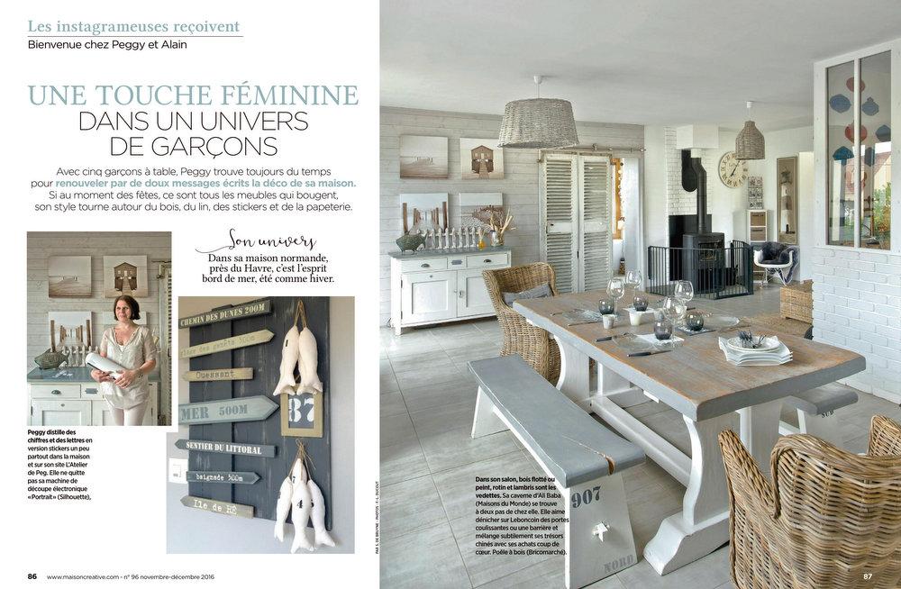 awesome le magazine consacre ensuite un dossier aux. Black Bedroom Furniture Sets. Home Design Ideas