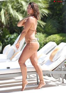 Rebekah Vardy    smooth  in Bikini September 2018 008