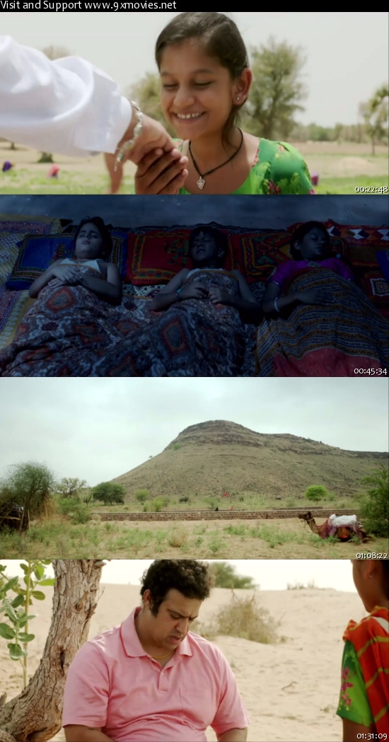 Dhanak 2016 Hindi 720p HDRip 800MB