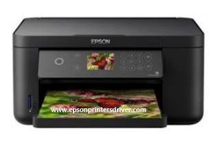 Epson Expression Home XP-5105 Driver