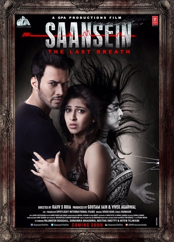 Saansein 2016 Hindi HDRip 400MB Download