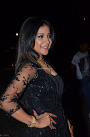 Sakshi Agarwal looks stunning in all black gown at 64th Jio Filmfare Awards South ~  Exclusive 063.JPG