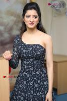 Telugu Actress Richa Panai Stills in One Shoulder Floral Long Dress at Rakshaka Bhatudu Movie Interview  0185.JPG